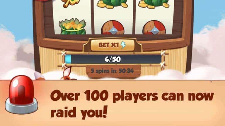 Más de 100 jugadores pueden ahora asaltarte