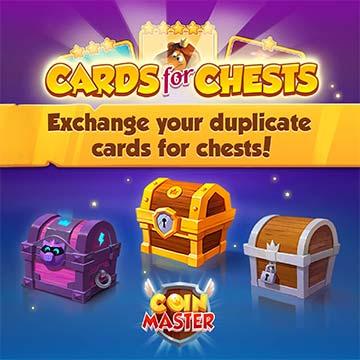 ¿Cómo obtener cartas gratis raras en el Coin Master?
