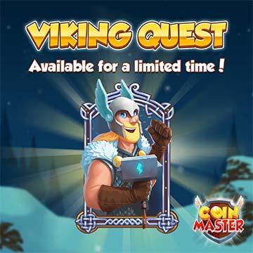 ¿Cómo ganar la Viking Quest en Coin Master?