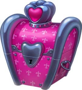 Cofre de San Valentín