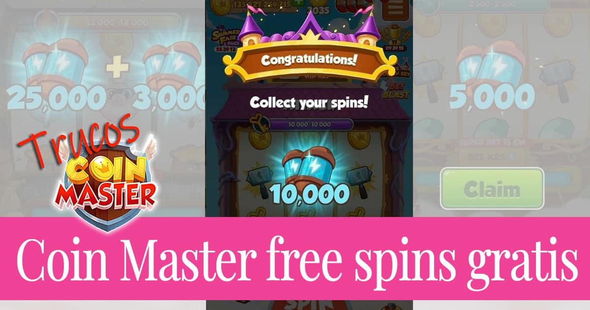Gratis Spins FГјr Coin Master
